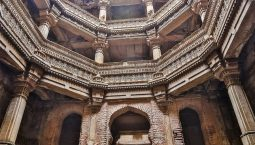 Adalaj Stepwell one of Heritage places in Ahmadabad