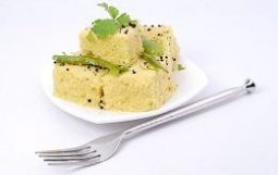 Popular Ahmedabad Food - Khaman Dhokla