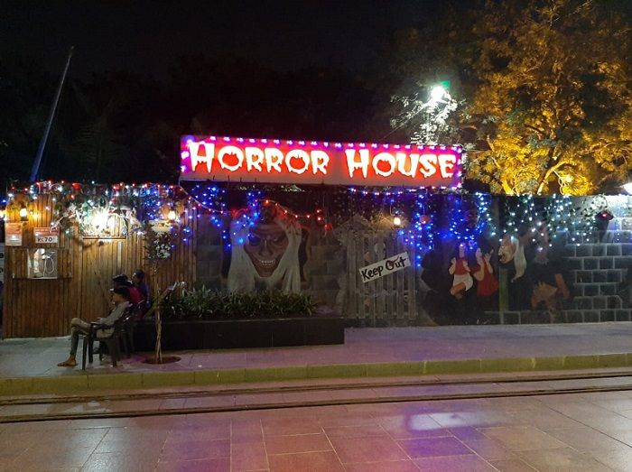 Horror House at Kankaria carnival 2019