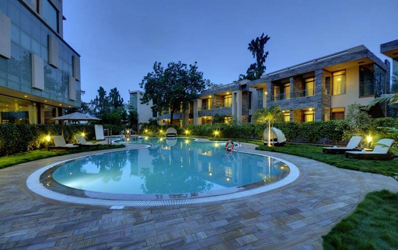 Boulevard9 Luxury Resort & Spa near Ahmedabad
