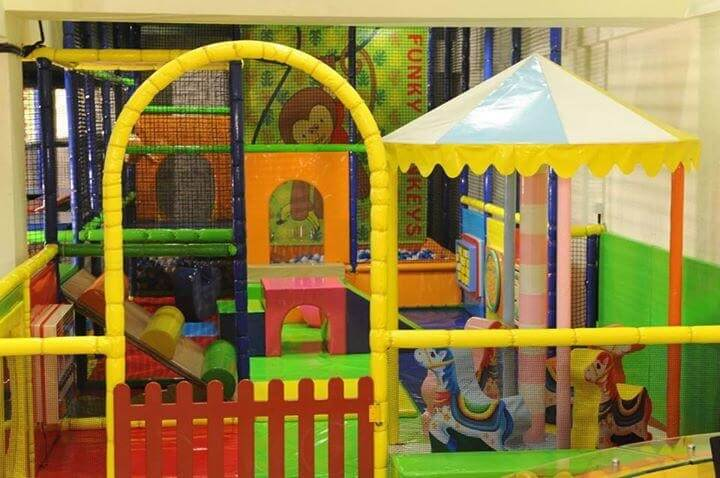 Funky Monkeys Play Centre in Ahmedabad