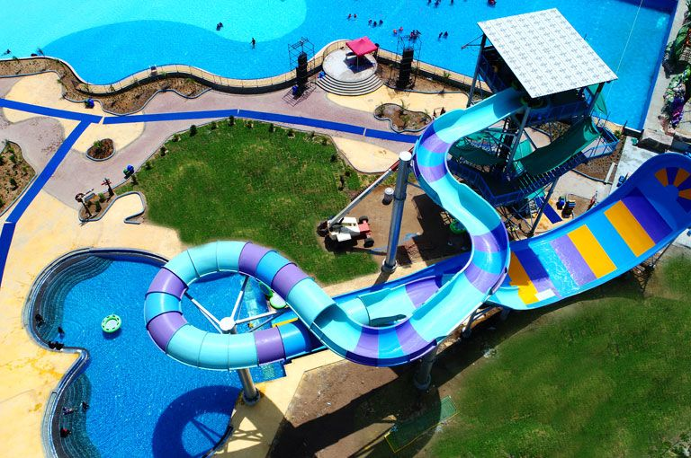 Shanku's Waterpark & Resort near Ahmedabad